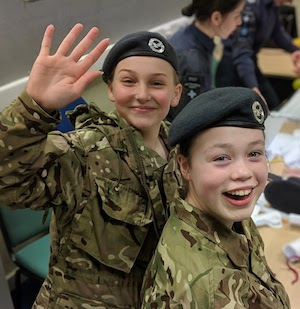 Join the Air Cadets